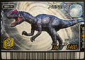 Allosaurus fragilis Card 6