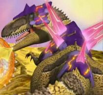 Mapusaurus (Spectral Armor) detail