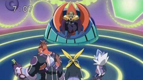 Dinosaur king s2ep028 The Search for the Last Cosmos Stone