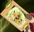 Thunder Bazooka card
