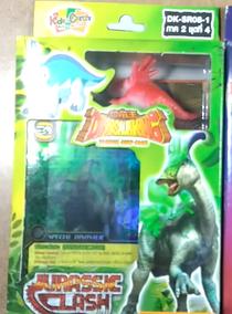 Jurassic Clash pack