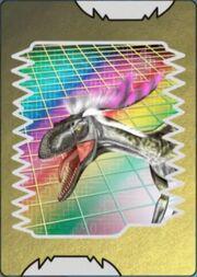 Deinonychus card1