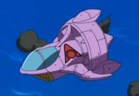 Alpha Shuttle Jet 1