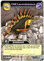Lexovisaurus-Cliff TCG Card (French)