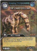Titanosaurus-Grazing TCG Card 2-Collosal