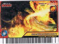 Volcano Burst Card 1