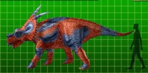 """Résultat de recherche d'images pour """"achelousaurus"""""""
