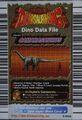 Camarasaurus Card Eng Nemesis back