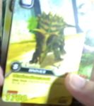 DKJC Anchiceratops TCG card