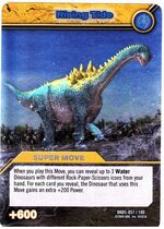 Rising Tide TCG Card 1-Silver