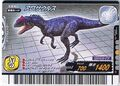 Allosaurus fragilis Card 5