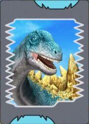 Ampelosaurus card 1