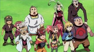 Dinosaur King Season 2 Episode 29 Clash For The Cosmos Stones
