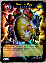 Electric Egg TCG Card 1-Colossal