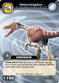 Velociraptor card