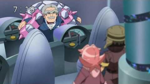 Dinosaur king s2ep028 The Search for the Last Cosmos Stone part 2
