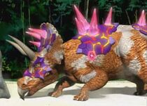 Diceratops (Spectral Armor) 3