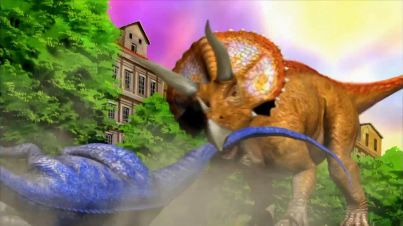 Video - 40 A Mesozoic Mess | Dinosaur King | FANDOM ...  Video - 40 A Me...