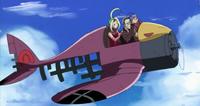 Alpha Propeller Plane