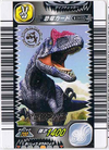 Allosaurus fragilis Card 10
