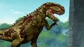 Rajasaurus smash