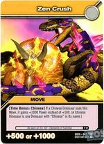 Zen Grinder TCG Card (French)
