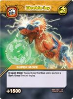 Electric Ivy TCG Card 1