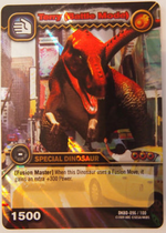 Tyrannosaurus - Terry Battle Mode TCG Card 4-DKBD-Collosal