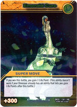 Emerald Cure TCG Card 1-Silver