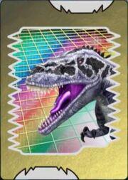 Megalosaurus card 1