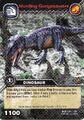 Gorgosaurus-Hunting TCG Card (German)