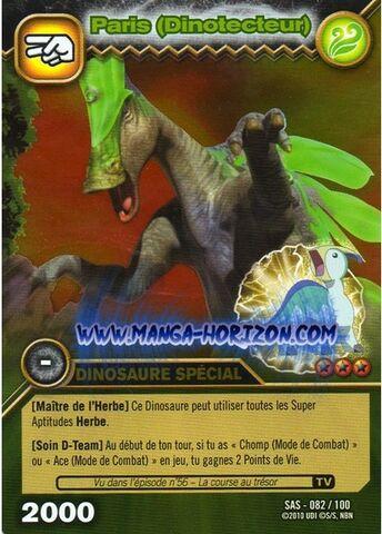 File:G1parisParasaurolophus - Paris DinoTector Armor.jpg