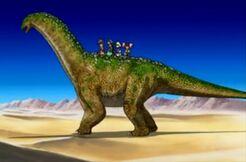 Isisaurus 3