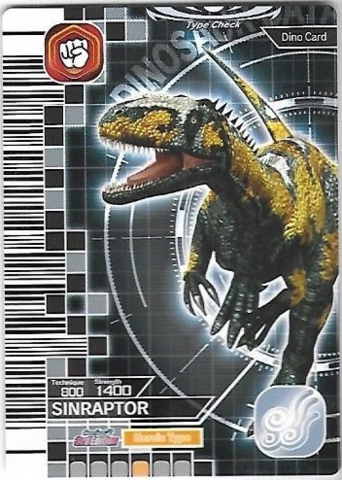 File:Sinraptor Card Eng S2 3rd.png
