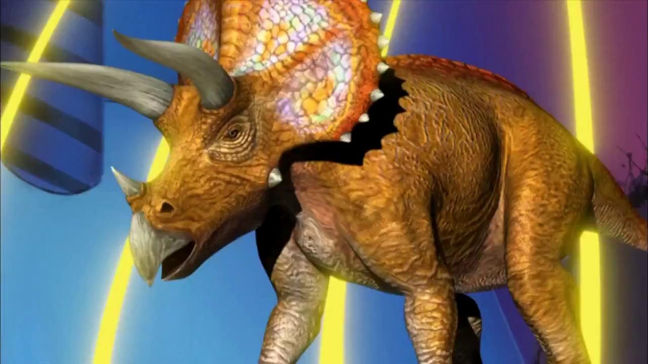 49 Dinosaur War