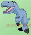 Giganotosaurus chibi2