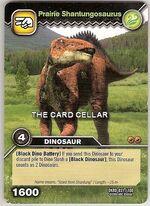Shantungosaurus-Prairie TCG Card