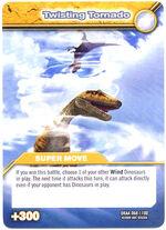 Twisting Tornado TCG Card