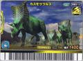 Chasmosaurus Card 3