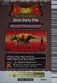 Eucentrosaurus Card Eng S1 3rd back