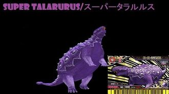Dinosaur King 古代王者恐竜キング- Wake up! New Power!!- Super Talarurus - Space Pirates Stage 2