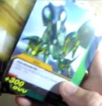 DKJC Triple Headbutt art TCG card