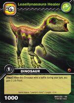Leaellynasaura TCG Card (foreign)