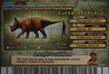 Eucentrosaurus Card Eng S2 4th back