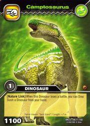 Camptosaurus TCG card