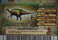 Tsintaosaurus Card Eng S2 4th back