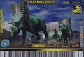 Chasmosaurus Card Eng S2 2nd