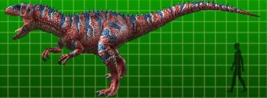 Allosaurusatrox Dinosaur King Fandom Powered By Wikia