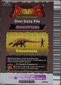 Edmontonia Card Eng S1 5th back