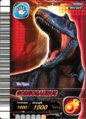 Gorgosaurus Card 4